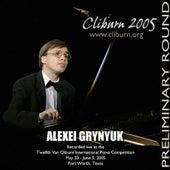 2005 Van Cliburn International Piano Competition Preliminary Round de Alexei Grynyuk
