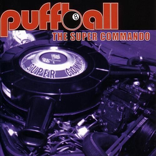 The Super Commando by Puffball