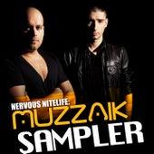 Nervous Nitelife: Muzzaik - Sampler de Various Artists