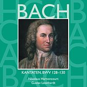 Bach, JS : Sacred Cantatas BWV Nos 128 - 130 von Various Artists
