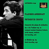 Chopin: Piano Concerto No. 2 in F Minor, Op. 21 & Etudes, Op. 25 von Vladimir Ashkenazy
