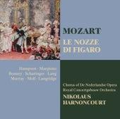 Mozart : Le nozze di Figaro de Nikolaus Harnoncourt