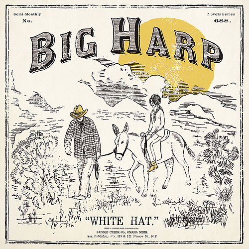 White Hat by Big Harp