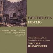 Beethoven : Fidelio de Nikolaus Harnoncourt