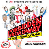 Forbidden Broadway, Vol. 13: The Next Generation de Forbidden Broadway