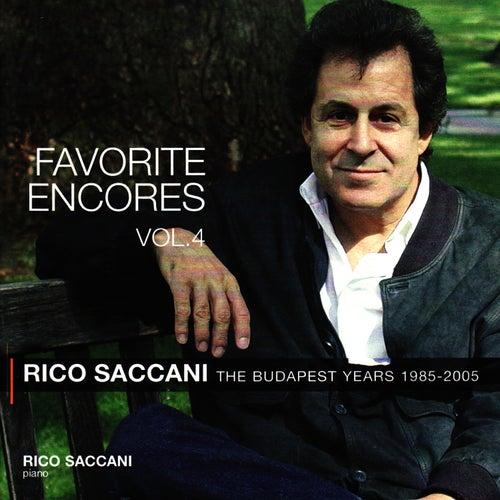 Favorite Encores Vol. 4 by Rico Saccani