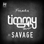 Freaks de Timmy Trumpet