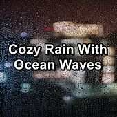 Cozy Rain With Ocean Waves by Thunderstorm