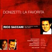 Donizetti: La Favorita by Rico Saccani