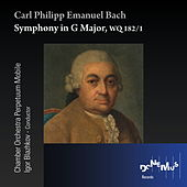 C.P.E. Bach: Symphony in G Major, WQ 182 No. 1 von Chamber Orchestra Perpetuum Mobile