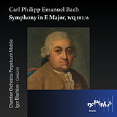 C.P.E. Bach: Symphony in E Major, WQ 182 No. 6 by Chamber Orchestra Perpetuum Mobile