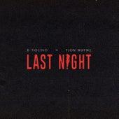 Last Night de B Young
