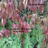 American Sda Hymnal Sing Along Vol.34 by Johan Muren