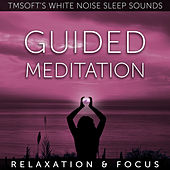 Guided Meditation: Relaxation & Focus (Female Vocal) de Tmsoft's White Noise Sleep Sounds