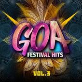 Goa Festival Hits, Vol. 3 (DJ Mix) de Various Artists
