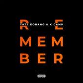 I Remember by Tate Kobang