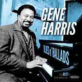 Blues n' Ballads: The Best of Gene Harris on Resonance (Live) by The Gene Harris Quartet