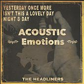 Acoustic Emotions by The Headliners