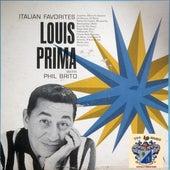 Italian Favorites de Louis Prima