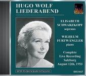 Wolf, H.: Lieder (Schwarkopf) (1953) by Wilhelm Furtwängler