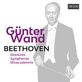 Beethoven: Overtures, Symphonies, Missa solemnis by Günter Wand