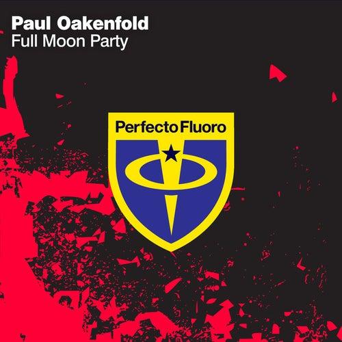 Full Moon Party by Paul Oakenfold