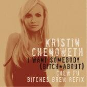 I Want Somebody (Bitch About) [Chew Fu Bitches Brew Refix] by Kristin Chenoweth