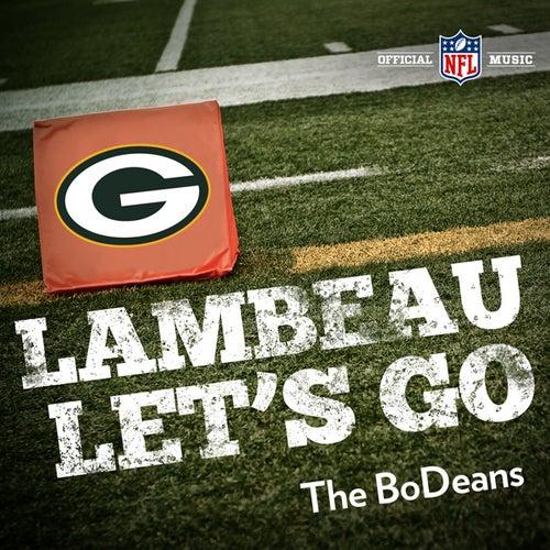Lambeau Let's Go by BoDeans