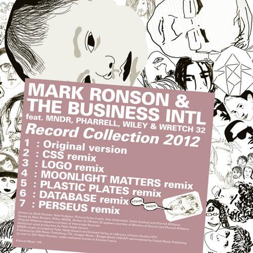Kitsuné: Record Collection 2012 von Mark Ronson