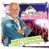 Partystimmung im Tanz & Discosound de AlpenDJ Heiner