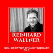 Reinhard Wallner spielt aus den Alben der Wiener Barpianisten Vol 2 by Reinhard Wallner