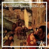 Sensational Symphonies For Life, Vol. 10 - Bach: Bach Symphonies von Eckart Haupt
