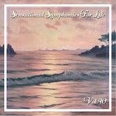 Sensational Symphonies For Life, Vol. 40 - Bach: Brandenburg Concerto No. 5, Overture No. 2, Concerto de Berlin Akademie für Alte Musik