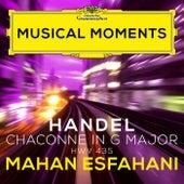 Handel: Chaconne in G Major for Harpsichord, HWV 435 (Musical Moments) by Mahan Esfahani