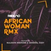 African Woman (Rmx) von Roberto