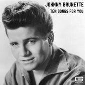Ten songs for you de Johnny Burnette