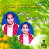 Rowan Khari Patnan Tay, Vol. 13 by Sher Ali