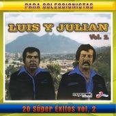 20 Súper Éxitos Vol. 2 de Luis Y Julian