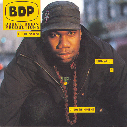 Edutainment by Boogie Down Productions