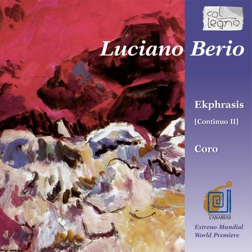 Luciano Berio: Ekphrasis by Luciano Berio