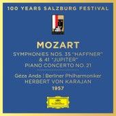 Mozart: Piano Concerto No. 21; Symphonies No. 35
