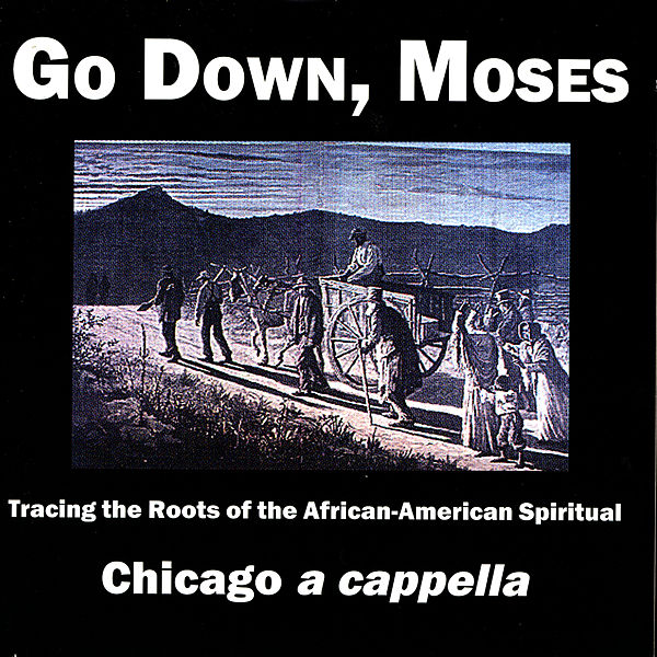go down moses history