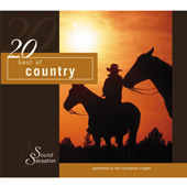 20 Best Of Country by The Countdown Singers