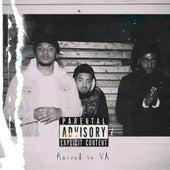 Raised in VA by Nfn