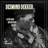 Desmond Dekker as You Have Never Heard Before Cd2 Home Tape Archives de Desmond Dekker