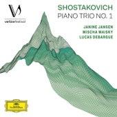 Shostakovich: Piano Trio No. 1, Op. 8 (Live from Verbier Festival / 2017) van Janine Jansen