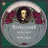Mendelssohn: Trios 1 & 2 von Isaac Stern