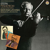 Penderecki: Violin Concerto von Isaac Stern