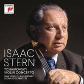 Tchaikovsky & Bach: Violin Concertos von Isaac Stern