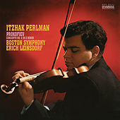 Prokofiev: Violin Concerto No. 2 in G Minor, Op. 63 &  Sibelius: Violin Concerto in D Minor, Op. 47 von Itzhak Perlman